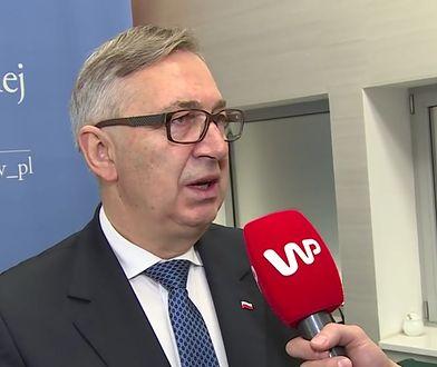 Wiceminister Stanisław Szwed zapewniał, że rząd przygotuje nowy projekt kodeksu pracy.
