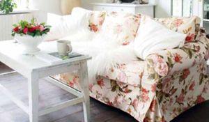 Łatwy sposób na odnawianie mebli: pokrowiec na meble