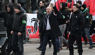 Ulicami Hajnówki przeszedł IV  Marsz Pamięci Żołnierzy Wyklętych.