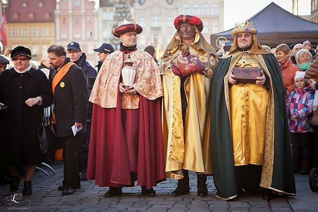 Orszak Trzech Króli po raz siódmy we Wrocławiu