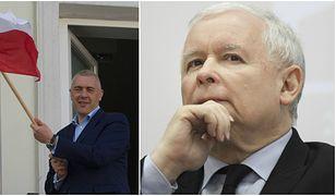Giertych chce pomnika prezesa PiS w każdej polskiej wsi. Apel już poparł Radosław Sikorski