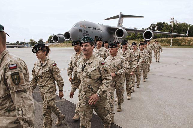Koniec polskiej misji w Afganistanie. Pierwsi żołnierze wrócili do kraju