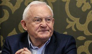 Miller wie, kogo boi się Kaczyński