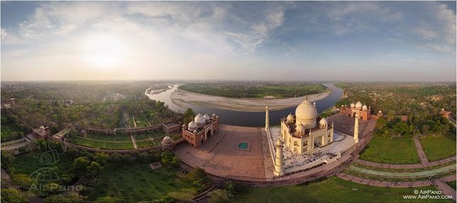 Tadż Mahal, Indie