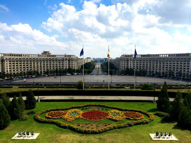 Największe budynki świata - Dom Ludowy