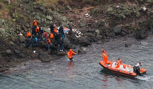 44 migrantów uratowanych na tureckiej wyspie