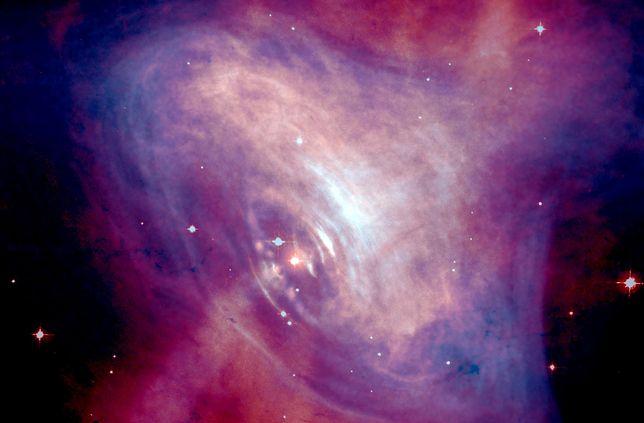 Kosmos. Gwiazdy neutronowe są najgęstszymi obiektami we wszechświecie