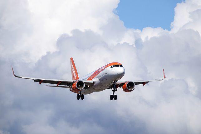 Awaryjne lądowanie Boeinga w Porto