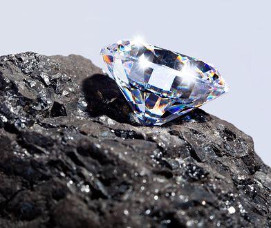 Nieznany minerał został znaleziony w diamencie.