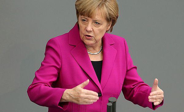 """Angela Merkel chce, by Wielka Brytania pozostała w Unii. """"Nie jest nam wszystko jedno"""""""