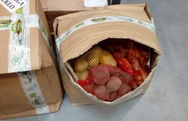 Ziemniaki, zderzaki, substancje łatwopalne - Polacy chcą, by kurierzy przewozili im wszystko. Ci załamują ręce
