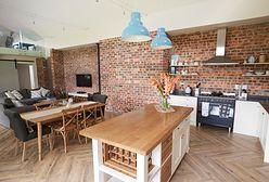 Aranżacje salonu z aneksem kuchennym – nowocześnie, stylowo, funkcjonalnie