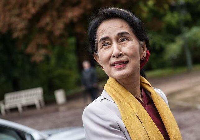 Aung San Suu Kyi. Wyjątkowy zbiór błyskotliwych zwycięstw