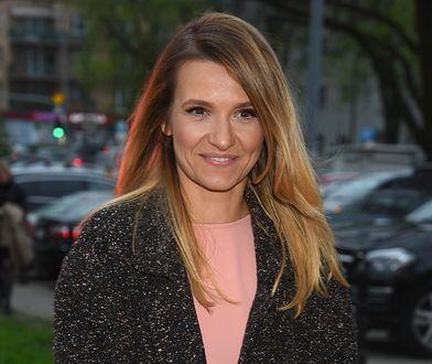 Joanna Koroniewska była jedną z gwiazd obserwujących na żywo rajd 1000 Miglia