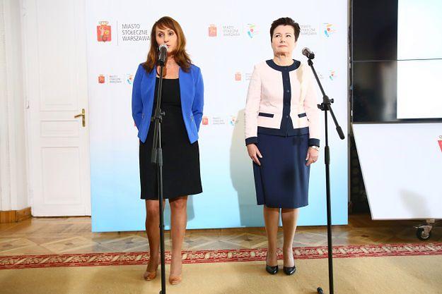Gronkiewicz-Waltz: Renata Kaznowska nowym wiceprezydentem Warszawy
