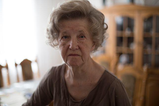Lidia Janicka, matka gen. Mariana Janickiego, szefa BOR w czasach rządów PO