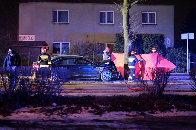 Do wypadku doszło w Oświęcimiu 10 lutego 2017 roku