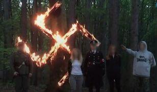 Kadr z materiału Superwizjera TVN