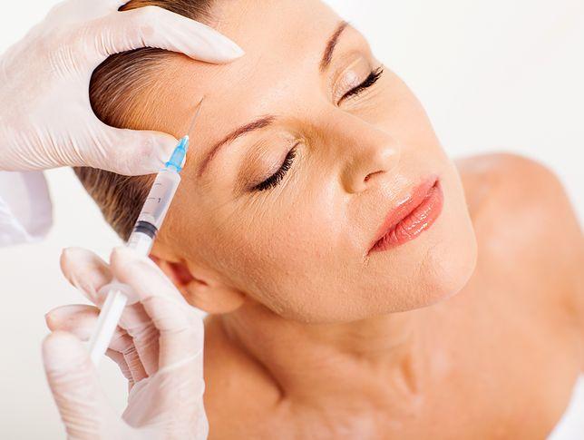 Zabieg Radiesse jest skuteczną metodą na wymodelowanie konturu twarzy