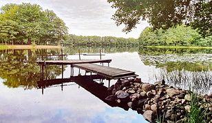 Jedno z najczystszych jezior w Polsce. To tu raki zimują