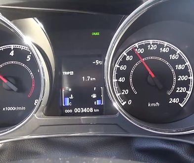 Mitsubishi ASX 1.6 2WD 117 KM (MT) - pomiar zużycia paliwa