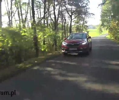 Honda CR-V 1.6 i-DTEC 160 KM, 2015 - test AutoCentrum.pl #240