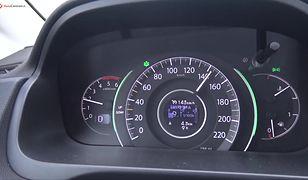 Honda CR-V 1.6 i-DTEC 160 KM (AT) - pomiar spalania