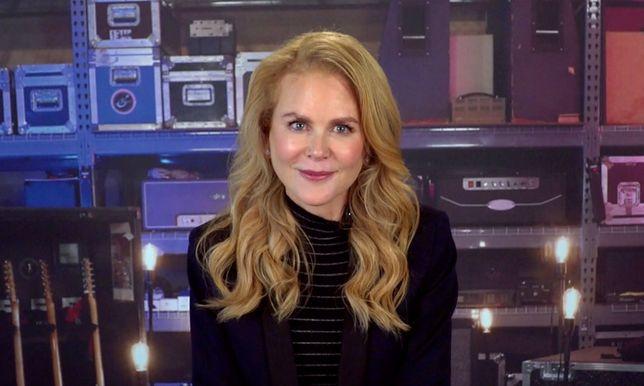 Nicole Kidman podzieliła się wyjątkowymi umiejętnościami.
