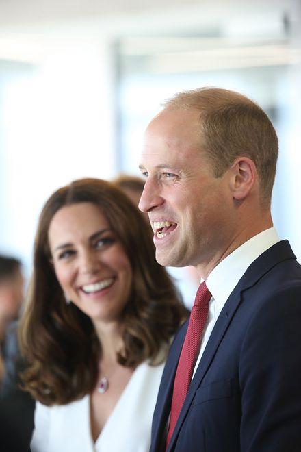 Książę William pokazał się w niecodziennym otoczeniu