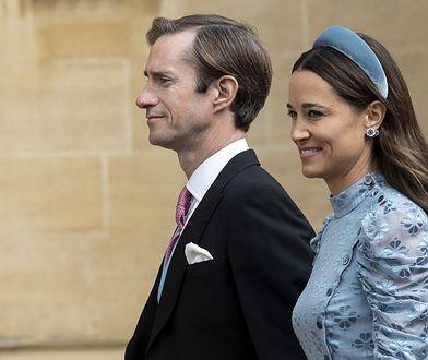 Mąż Pippy Middleton wyciąga pieniądze od rządu. A jest miliarderem