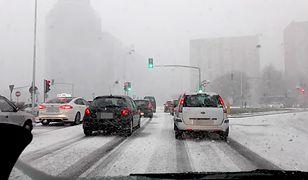 Śnieg i trudne warunki na drodze mogą wystąpić w całym kraju