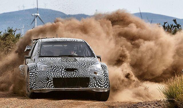 Prototyp Toyoty Yaris WRC gotowy