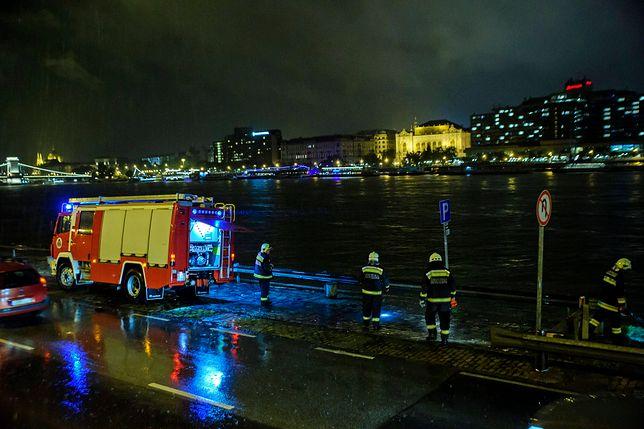 """Wypadek na Dunaju w Budapeszcie. """"Nie pamiętam takiej tragedii"""""""