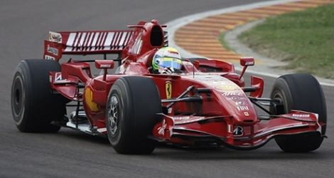 5 okrążeń w bolidzie F1!