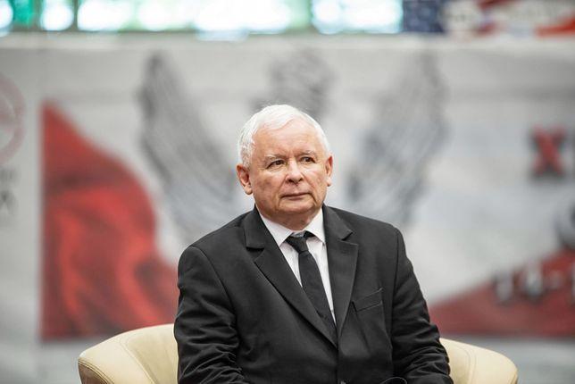 Jarosław Kaczyński ostro skrytykował opozycję