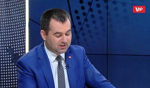 """""""To haniebne!"""". Wojna o Senat. Rzecznik prezydenta Błażej Spychalski obruszony działaniem opozycji"""