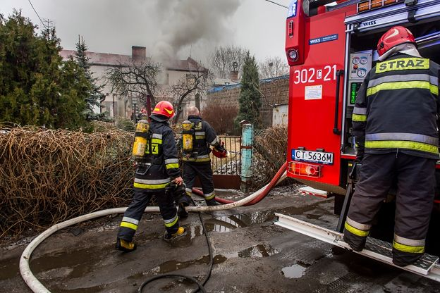 Tragiczny bilans pożarów. Od czwartku zginęły 22 osoby