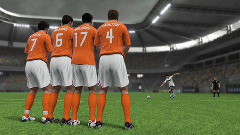 """FIFA 10 - Prawdziwi """"pomarańczowi"""" powracają"""