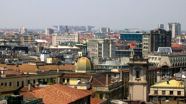 Do Mediolanu z lotniska Orio al Serio najlepiej jechać autobusem lub taksówką
