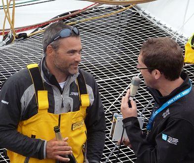Yann Guichard - chce zdobyć Jules Verne Trophy