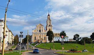 Położone blisko polskiej granicy Grodno jest uważane za najbardziej otwarte na turystów miasto na Białorusi