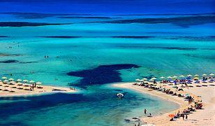 Cudowne plaże Krety kuszą od wczesnej wiosny do późnej jesieni