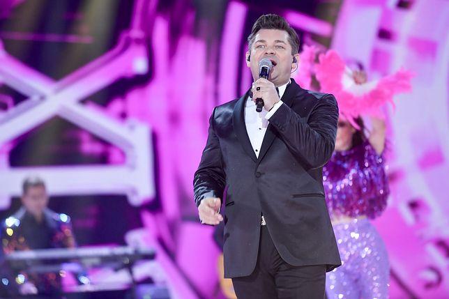 Zenon Martyniuk na Sylwestrze TVP