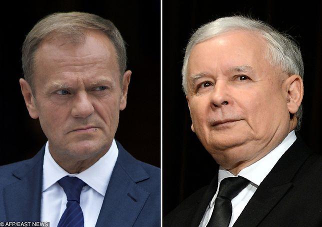 Tusk, Kaczyński i wódka w Magdalence. Najwięksi wrogowie kłócą się o historię i... alkohol