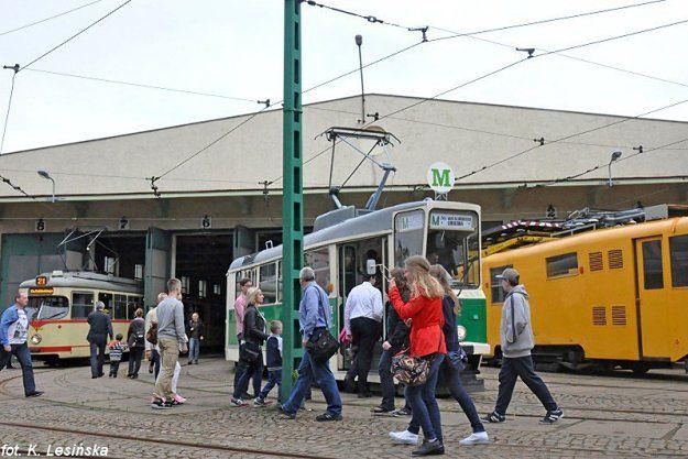 Dawna zajezdnia tramwajowa w Poznaniu zaczyna nowe życie - będą imprezy, potańcówki i kino!