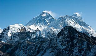Mount Everest leży najwyżej na świecie, ale ma niską wysokość względną