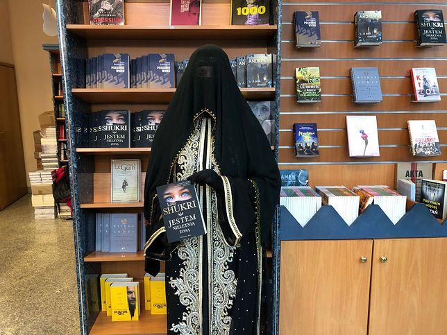 """Laila Shukri, autorka książki """"Jestem nieletnią żoną"""""""