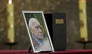 Pogrzeb Wojciecha Fangora