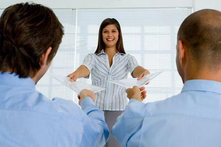Na stanowiskach kierowniczych zostaną tylko kobiety