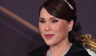 Ubolratana Mahidol księżniczka z Tajlandii